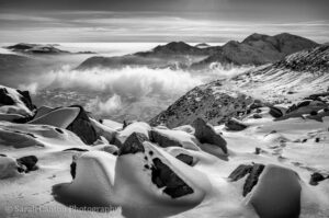 Winter View, Snowdon Horseshoe-2